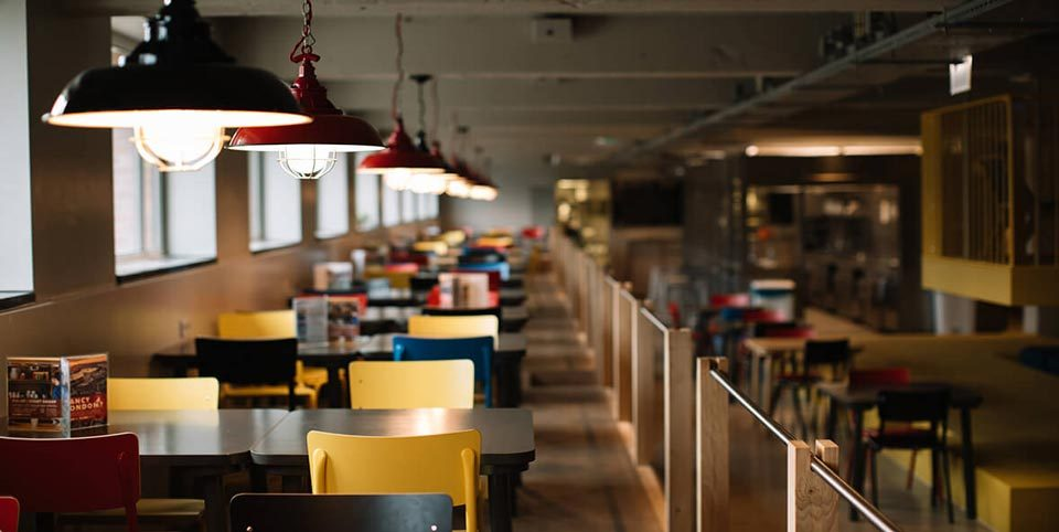 Facebook Seiten für Restaurants