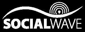 Socialwave Logo Weiß