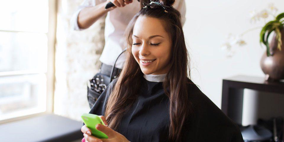 Friseur Marketing