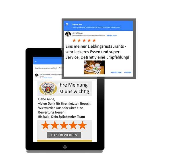 Bewertungen Google