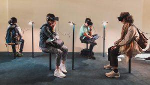 Virtual Reality Einkauf