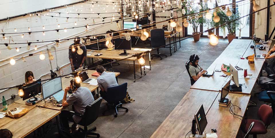 Coworking Space für digital Nomads