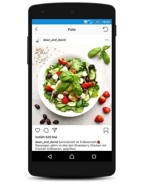 Foodblogging Instagram