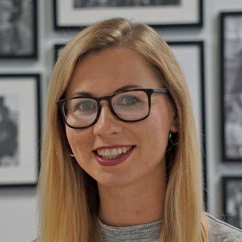 Mitarbeiterin Alexandra