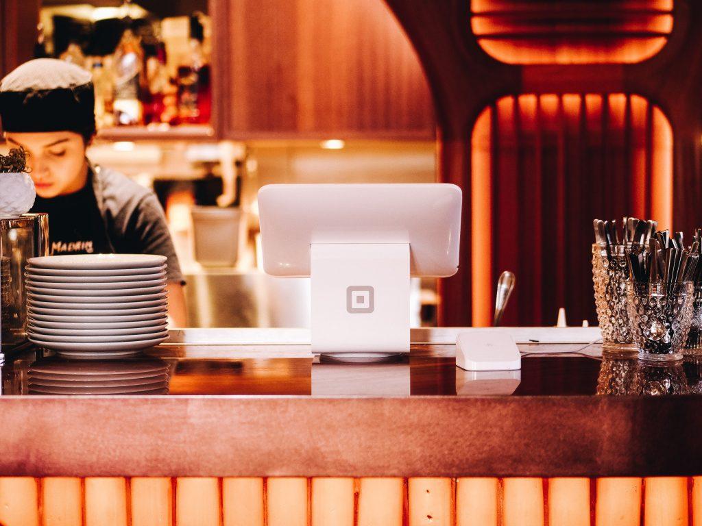 Digitales Restaurant