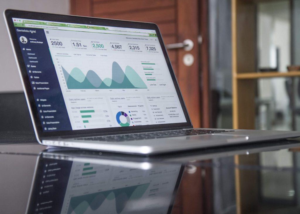 Web-Analysetool Google Analytics