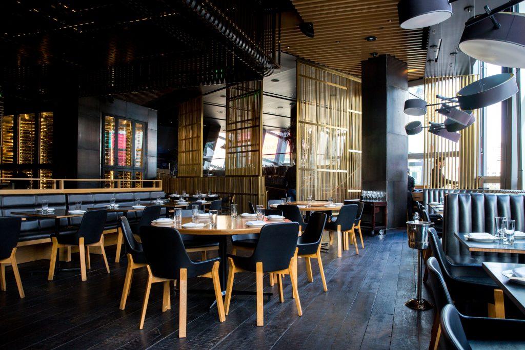 Restaurant mit schönem Ambiente