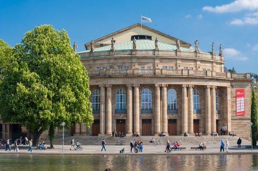 Stadttheater Stuttgart