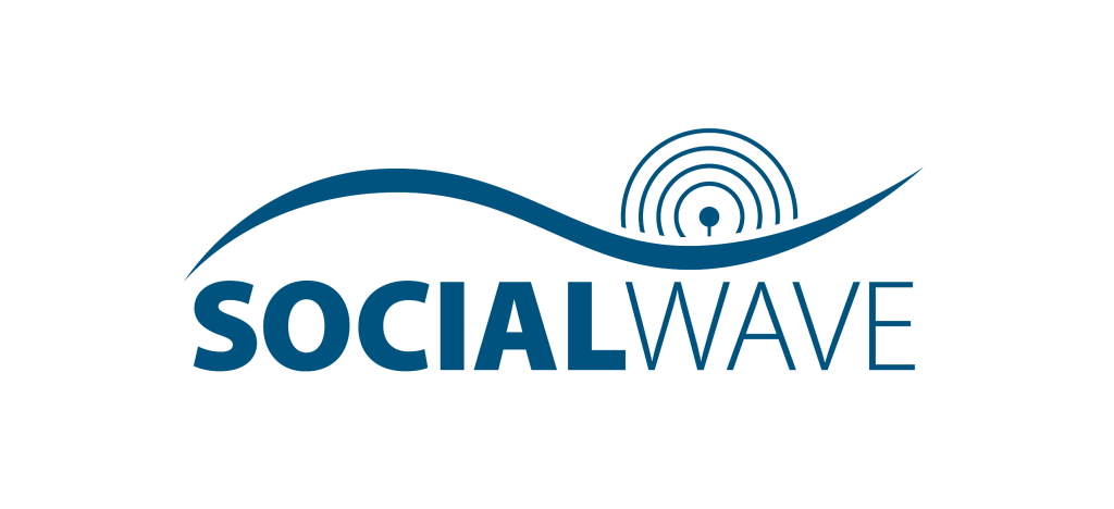 SW-Logo blau auf weiß