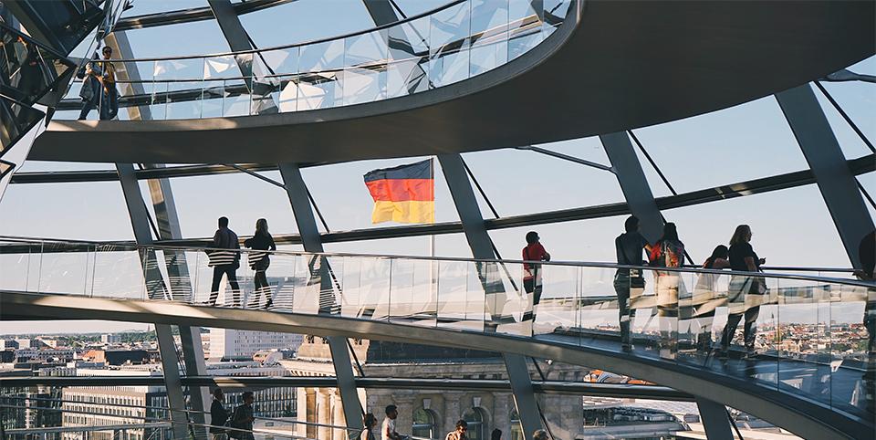 Regierung in Berlin