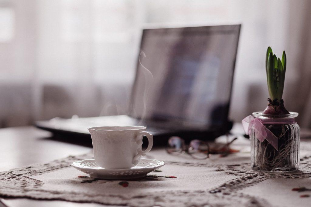 Pause effektiv im Homeoffice arbeiten