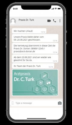 Socialwave_Messenger_Arzt
