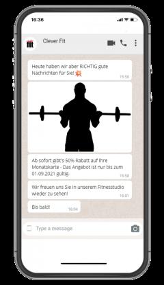 Socialwave_Messenger_Fitness