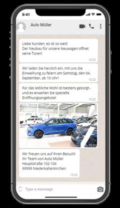 Socialwave_Whatsapp_Autohaus