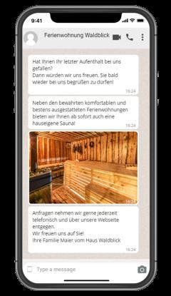 Socialwave_Whatsapp_Ferienwohnung