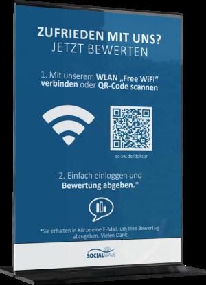 Aufsteller-Plexi-Bewertung-Wifi-QR