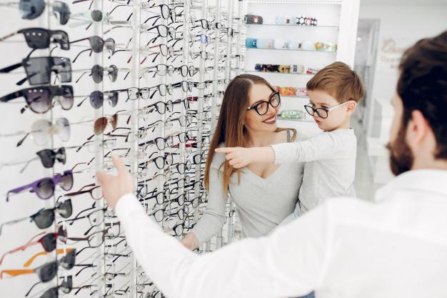 Zielgruppen Optiker